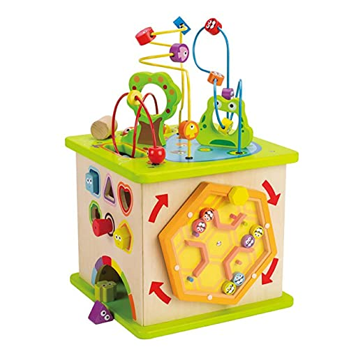 Country Critters Wooden Activity Play...