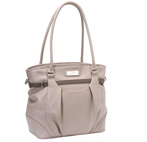 Babymoov A043571 Wickeltasche Glitter Bag, beige