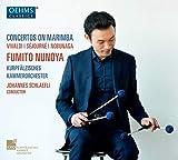 Concertos on Marimba...