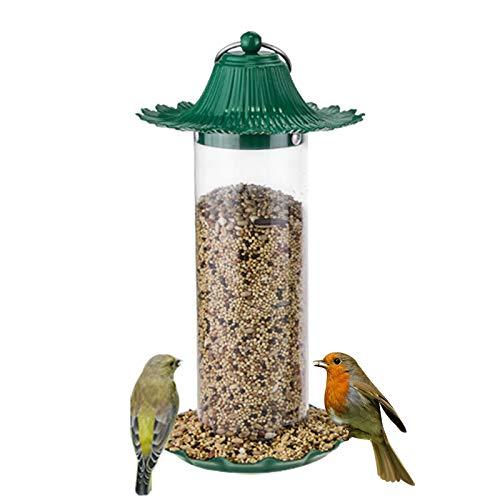 JXXDDQ Jardin de Suspension Suspendu de Nourriture pour Oiseaux en Suspension