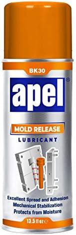 APEL Silicone Mold Release Spray 13 5 fl oz Release Agent Aerosol Spray product image