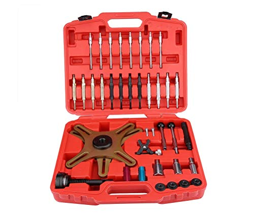 38 PCS SAC Clutch Alignment Setting Tool Kit, Universal Adjustable Clutch Alignment Setting Kit
