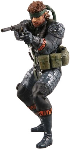 Metal Gear Solid 3: Naked Snake (Big Boss) UDF Action Figure