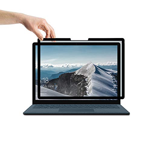 Microsoft Surface Go Screen Protector Fully Removable Privacy Filter£¬Habyby Anti-Glare/Anti-Spy Filter for Surface Go