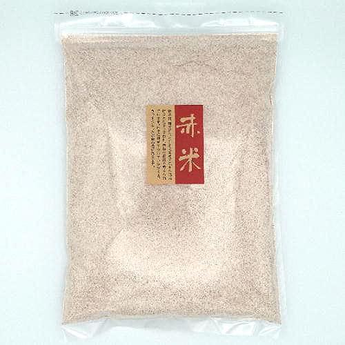 赤米粉(業務用20kg<1kgチャック付袋×20袋>)玄米粉 グルテンフリー食品に