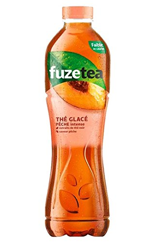 FUZE TEA PFIRSICH