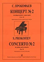 Concerto No. 2 for piano and orchestra. Op. 16. Transcription for two pianos by the author