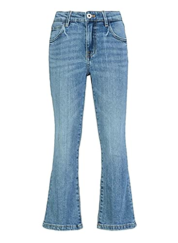 Pepe Jeans Kimberly Flare Jeans, Denim, 8 Girls