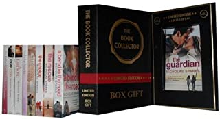 Nicholas Sparks Collection 9 Books Set. (Dear John, Nights in Rodanthe, the Last Songs, a Walk to Remember, the Guardian, ...