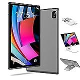 4G Tablette Tactile 10 Pouces Tablette Android 10.0 avec 6 Go de RAM, 128 Go de RAM, Octa-Core, 5G WiFi Tablettes avec Dual SIM, 7000 mAh Batterie, GPS, Type-C, Support Tablette