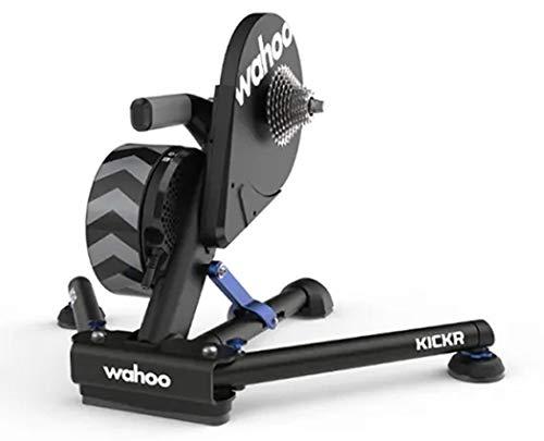 WAHOO(ワフー) KICKR(キッカー)AXIS FEET ダイレクトドライブ式スマートバイクトレーナー(ZWIFT連動可) WFB...
