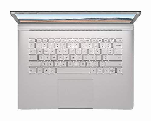 Microsoft Surface Book 3 Hybrid (2-in-1) Platinum 34.3 cm (13.5') 3000 x 2000 Pixels 10th Generation Intel CoreTM i5 Processor 8GB LPDDR4x-SDRAM 256GB SSD Wifi 6 (802.11ax)