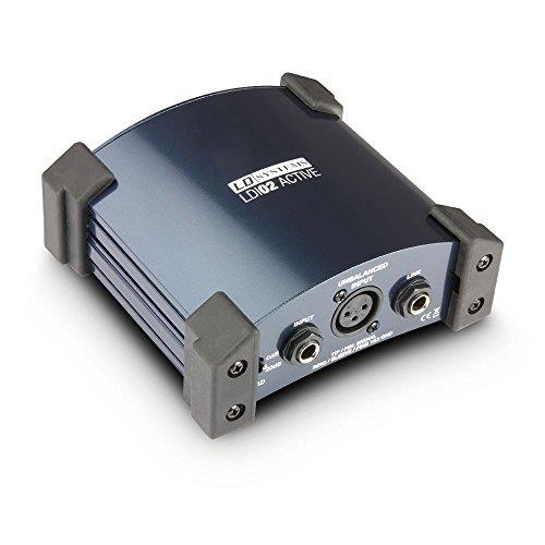 Ld systems - Ldi02 caja de inyeccion activa