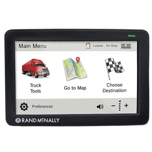 Rand McNally TND730 IntelliRoute GPS Truck Navigator - Renewed
