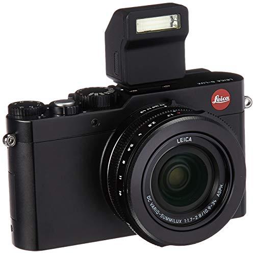 Leica D-Lux (Tipo 109) Cámara Digital de 12,8 megapíxeles con Pantalla LCD de 3,0 Pulgadas (Negro) (18471) - Versión Internacional