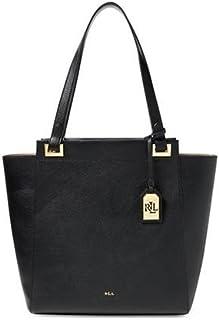 db1b5e545d Ralph Lauren , Sac pour femme à porter à l'épaule noir noir