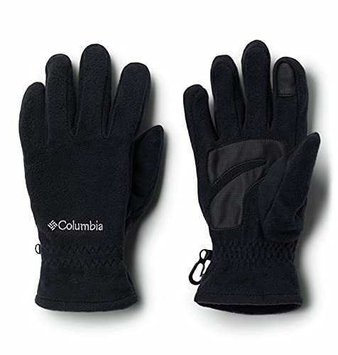 Columbia Guantes para hombre, M Thermarator Glove, Poliéster, Negro, Talla L, 1827781