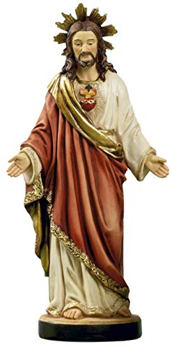 Artículos Religiosi by Paben Estatua Sagrada Corazón de Jesús en Re