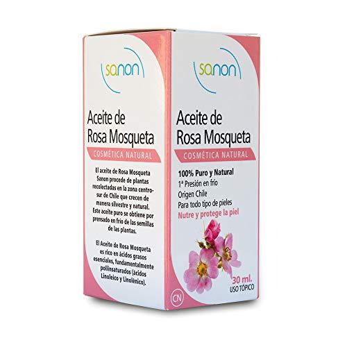 SANON Aceite de Rosa Mosqueta 30 ml
