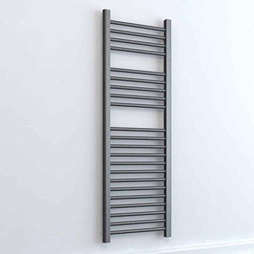 Radiators 25mm 500mm Straight Chrome Heated Towel Rails