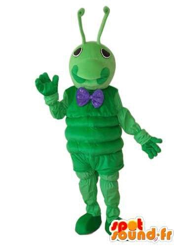 Disfrazar oruga verde - traje oruga: Amazon.es: Juguetes y juegos