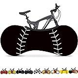 YAOBAO Cubierta de Almacenamiento Interior de Bicicleta,Cubierta de Bicicleta de Montaña Interior,Cubierta de Almacenamiento de Bicicleta Cadenas Antipolvo para Garaje de Cadenas de Ruedas,160X55cm,3