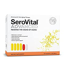Serovital vs SeroVital Advanced