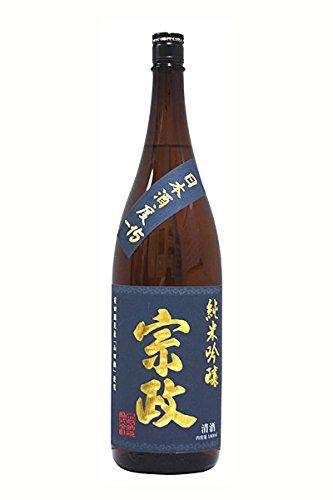 第32位:宗政酒造『純米吟醸酒-15』