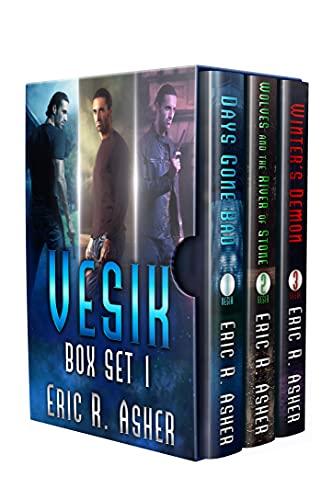 The Vesik Series: Books 1-3 (Vesik Series Box Set Book 1)
