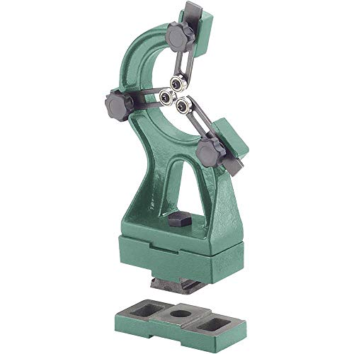Grizzly Industrial H5569 - Steady Rest With Ball Bearing Guides