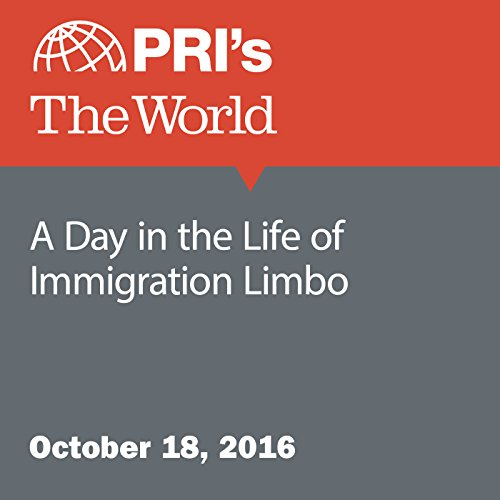 A Day in the Life of Immigration Limbo audiobook cover art