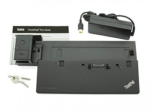 Lenovo ThinkPad T440s Original ThinkPad Pro Docking Station inkl. 65W Netzteil