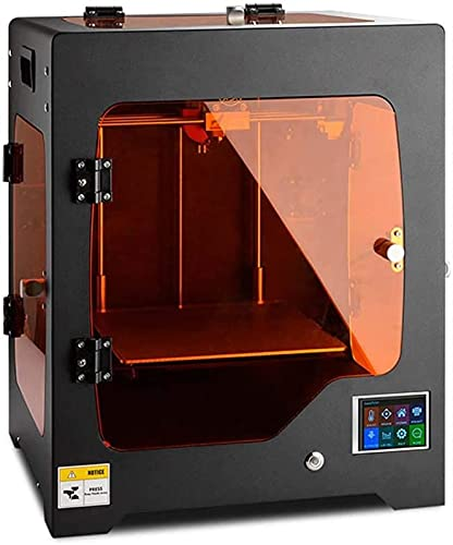 RSBCSHI 3D Printer Fully Open Source, Extruder With HD Video Surveillance,...