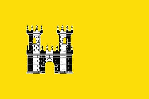 magFlags Bandera Large Apaisada | Bandera Paisaje | 1.35m² | 90x150cm