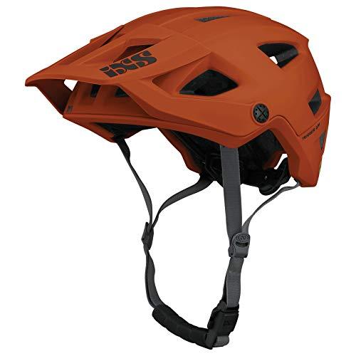 IXS Trigger AM MIPS Helm MTB/E-Bike/Zyklus Erwachsene, Unisex, Orange, klein