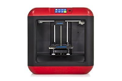 FLASHFORGE(フラッシュフォージ) 3Dプリンター 本体 Finder(ファインダー) PLA1リール付き (レッド)