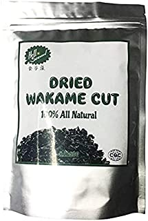 Dried Seaweed Wakame Cut (300g/6 bags)