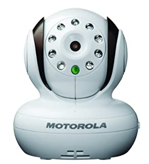 Motorola Additional Camera for Motorola MBP33 and MBP36 Baby Monitor,Brown with White (B005IWNNK4) | Amazon price tracker / tracking, Amazon price history charts, Amazon price watches, Amazon price drop alerts