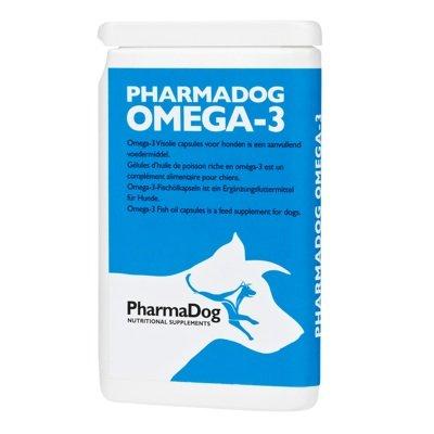 PharmaDog Omega-3 Hund