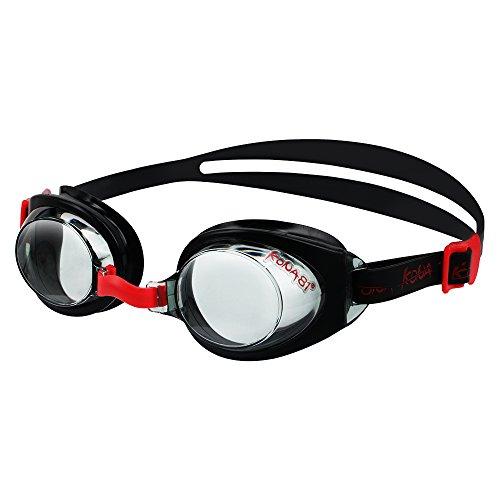 KONA81 Barracuda Optische Schwimmbrille mit Sehstärke für Kinder 7-15y #71295 (-3.0)