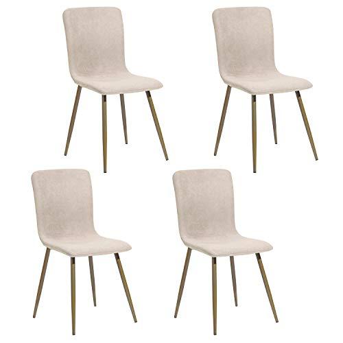 Conjunto 4 Sillas marca FurnitureR