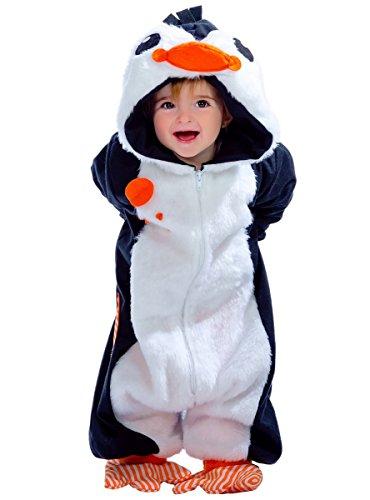 Generique - Déguisement Pingouin bébé - Premium