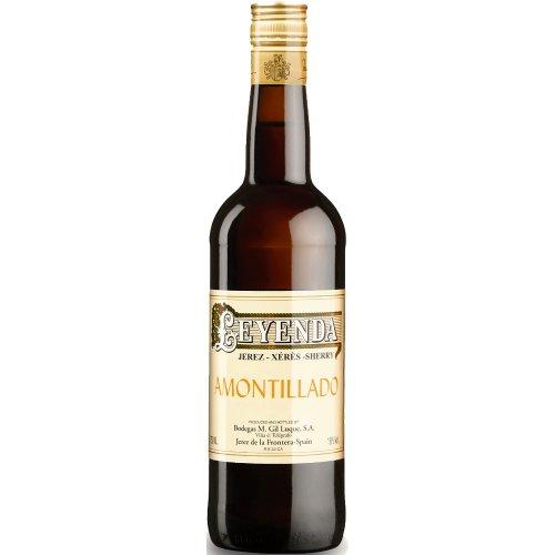 Leyenda AMONTILLADO Sherry (1 x 0.75 l)