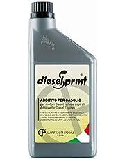 1 LITRO (1 botella de 1000 ml) DIESELSPRINT aditivo multifuncional para motores Diesel