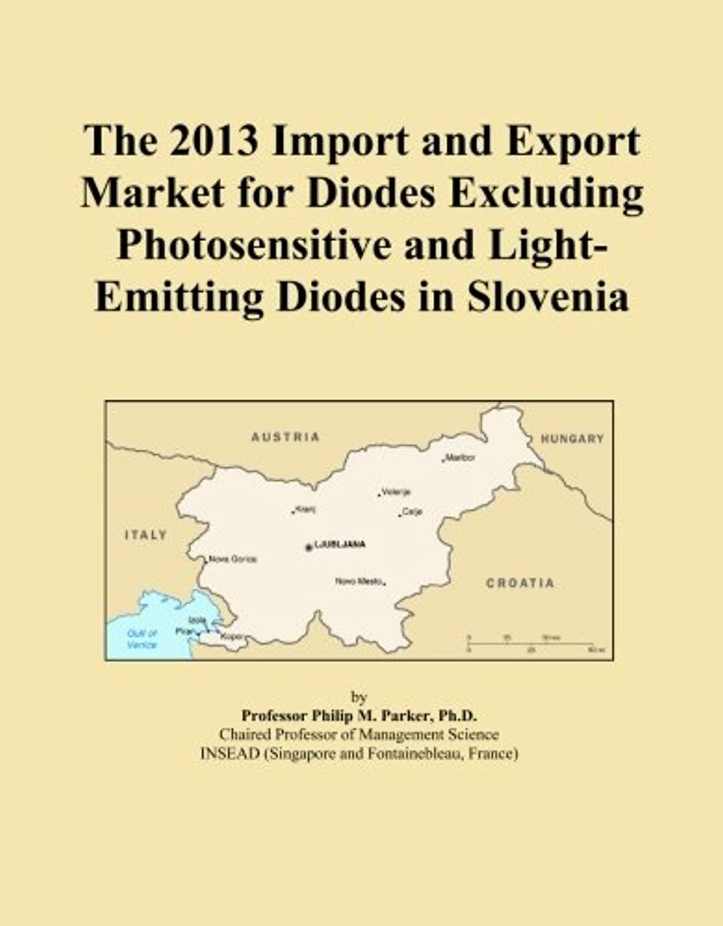 The 2013 Import and Export Market for Diodes Excluding Photosensitive and Light-Emitting Diodes in Slovenia