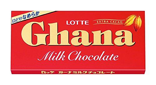 ガーナミルク 10箱