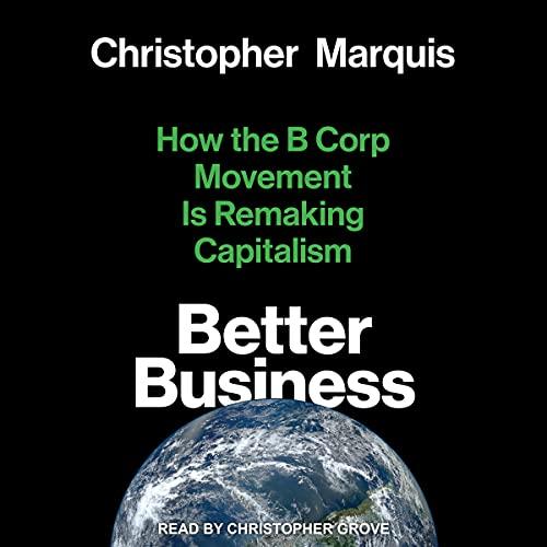 Better Business cover art