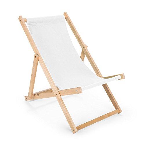 Chaise longue Transat en bois Chaise de jardin N/9