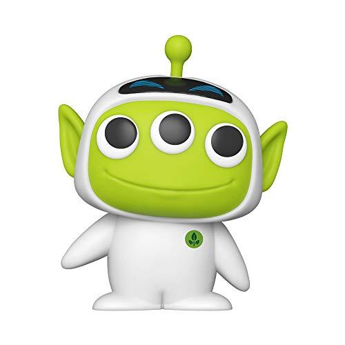 Funko- Pop Disney-Pixar-Alien as Eve Anniversary Figura da Collezione, Multicolore, 49608