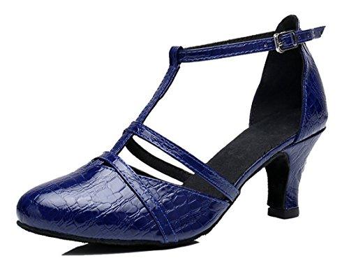 MGM-Joymod ,  Damen Jazz & Modern, Blau - Blue/6cm Heel - Größe: 37.5